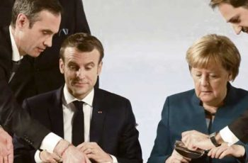 Bekenntnis zu deutsch-französischem Wirtschaftsraum