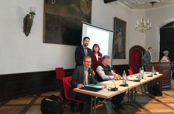 Europäisches Wirtschafts Gesetzbuch / Deutsch-französisches Seminar im Handels- und Gesellschaftsrecht / Freiburg, am 30. März 2019